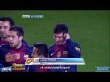 15 тур: Реал Бетис - Барселона [1-2]